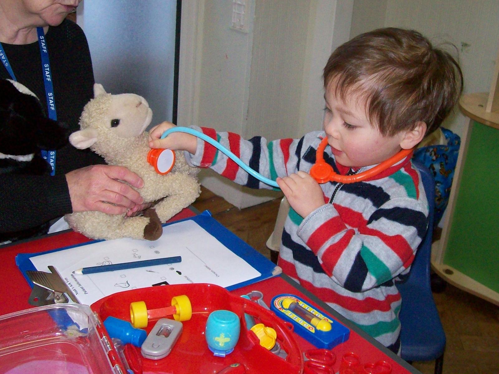 Parents and Carers - Noahs ark Pre-school